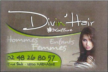 Divin hair