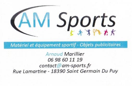 Logo am sports