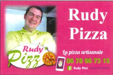 Rudy pizza